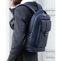 Nava Design,Backpack made of leather,