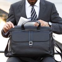 Nava Design,Briefcase made of leather,